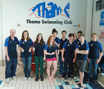 Team Thame - Click here for more photos