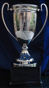 Simon Burnett trophy